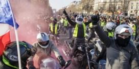Regering buigt niet voor betogers