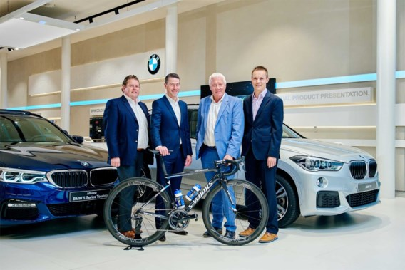 Deceuninck – Quick-Step Team gaat in zee met BMW