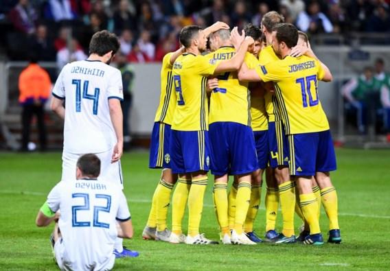 Groepsfase Nations League afgesloten: Zweden promoveert naar hoogste divisie