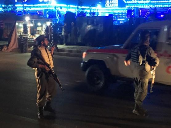 Minstens vijftig doden bij aanslag in Kaboel