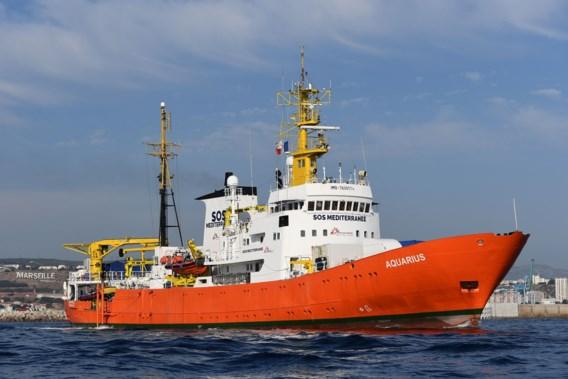 Italië wil reddingsboot Artsen Zonder Grenzen in beslag nemen