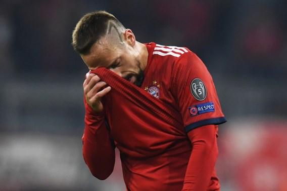 Sportief loopt het niet maar Bayern München pronkt wel recordomzet