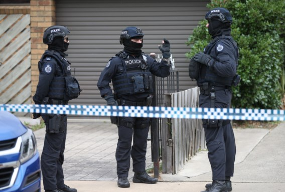 Drie mannen opgepakt die in Melbourne aanslag planden
