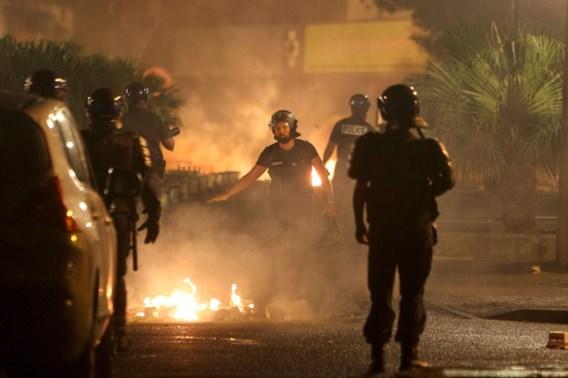 Agent verliest hand tijdens Frans brandstofprotest