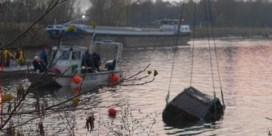 Tweede verdwijning in twee dagen opgelost dankzij duikactie naar autowrakken