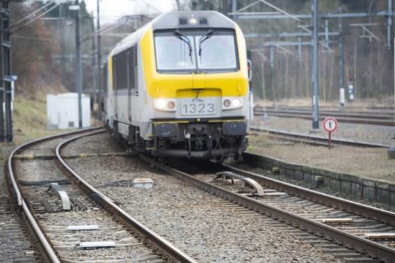 Problemen met treinverkeer tussen Leuven en Brussel