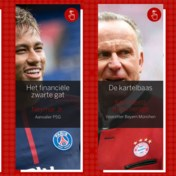 Het stickeralbum van Football Leaks