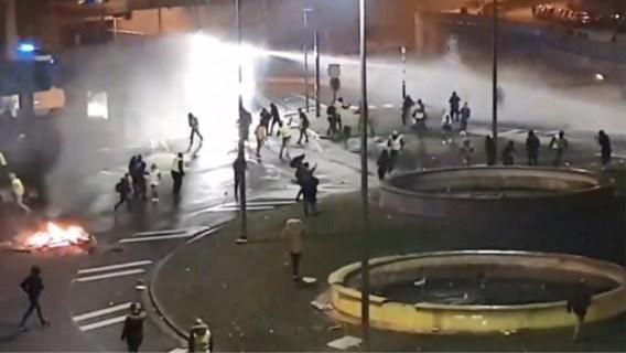 Relschoppers mengen zich tussen 'gele hesjes' in Charleroi: meerdere gewonden
