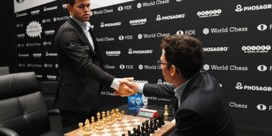 Carlsen en Caruana vestigen remiserecord op WK schaken