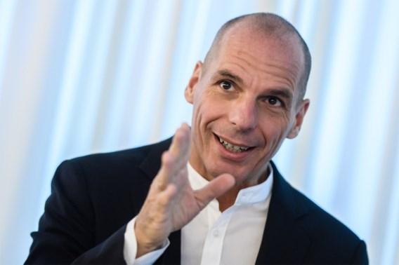 Yanis Varoufakis kandidaat voor Europese verkiezingen in Duitsland