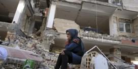 Aardbeving treft westen van Iran, zeker tweehonderd gewonden