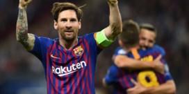 Barça heeft duurste sportteam ooit (en leidt krankzinnige loonspiraal)
