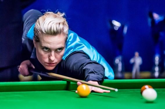 Wendy Jans staat opnieuw in finale van WK snooker