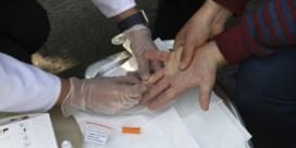 Aantal hiv-diagnoses blijft (lichtjes) dalen