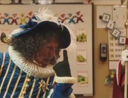 Dans mee op het lievelingsliedje van Sinterklaas