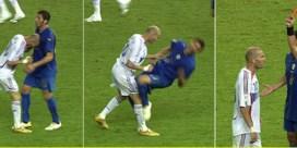 'Zidanes kopstoot tonen kost tienduizenden euro's'
