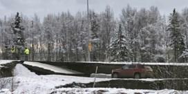 Alaska opgeschrikt na krachtige aardbeving