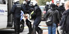 82 'gele hesjes' opgepakt in Brussel