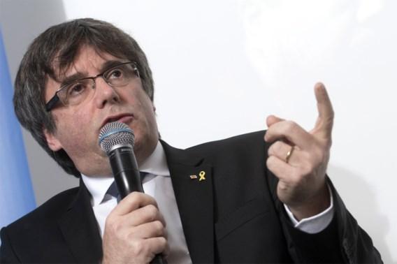 Puigdemont bezoekt Vlaams en federaal parlement