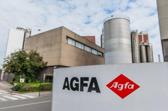 Weinig reden tot vreugde bij verlieslatend Agfa-Gevaert