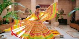 Priyanka Chopra en Nick Jonas dragen Ralph Lauren voor huwelijk in Indië