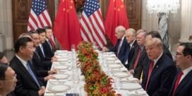 VS en China heffen geen nieuwe invoerbelastingen