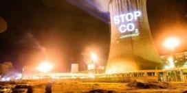 Drie Belgische Greenpeace-militanten opgepakt in Slovakije