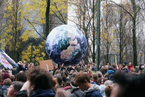 65.000 deelnemers voor grootste Belgische klimaatmars ooit: 'Overdonderend en historisch'