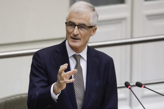 Bourgeois over nieuw gesprek met Michel: 'Zie het nut niet'