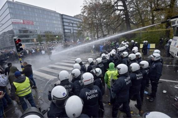 'Gele hesjes' roepen op tot nieuwe betoging in Brussel