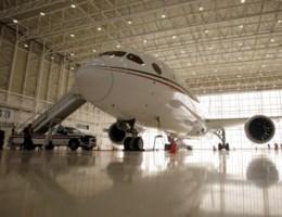 Koop eens een presidentieel vliegtuig