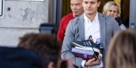 Hof van Cassatie: met aanhouding van scheidsrechter Vertenten was niks mis