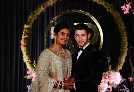 Rood en wit: dit waren de trouwjurken van Priyanka Chopra