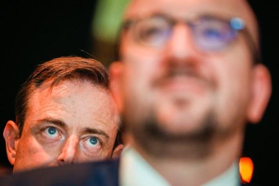 Bart De Wever: 'Ik wil geen crisis'