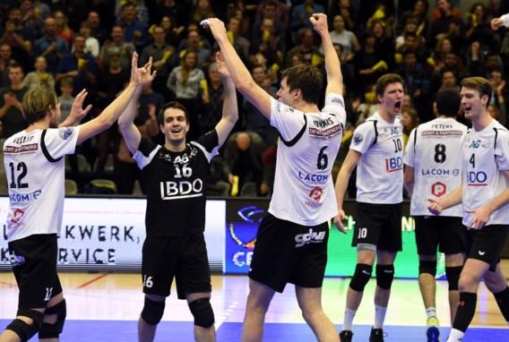 Haasrode Leuven naar achtste finales in CEV Cup volleybal