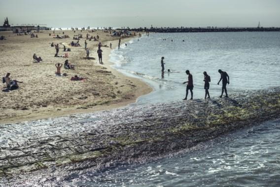 Strand van Oostende bij de vijftig mooiste van Europa