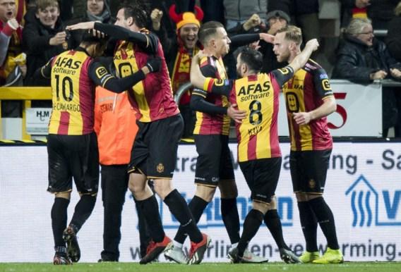 Oostende na strafschoppen door in Beker van België, ook Genk, KV Mechelen, Eupen en STVV naar kwartfinales