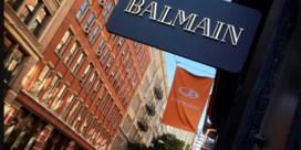 Modehuis Balmain pakt uit met nieuw logo