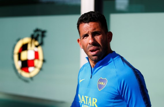"""Spanning in Madrid stijgt voor Superclasico, maar Tevez gelooft dat fans slim genoeg zijn: """"Het is maar een voetbalmatch"""""""