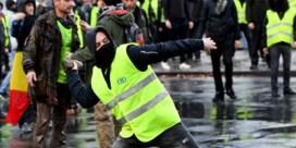Negen relschoppers 'gele hesjes'-betoging geïdentificeerd, twee opgepakt