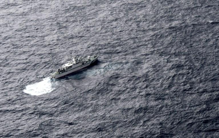 Twee Amerikaanse legervliegtuigen botsen voor de Japanse kust: zes vermisten