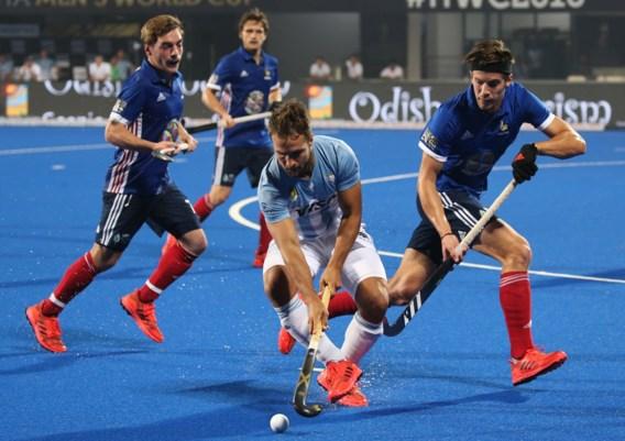Argentinië stoot op WK hockey door naar kwartfinales, Frankrijk en Nieuw-Zeeland spelen barrages