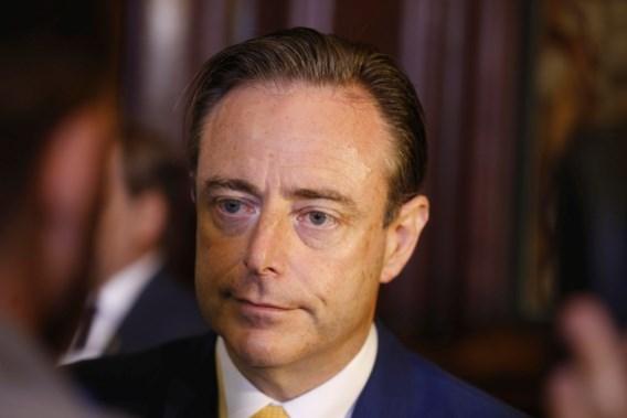 De Wever: 'Logisch dat PS aan macht wil komen door ons uit te sluiten'