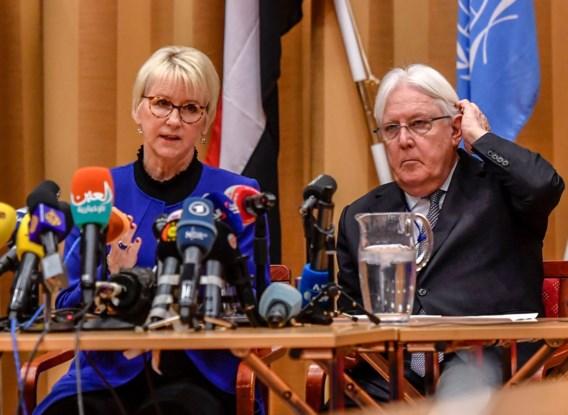 Vredesgesprekken over Jemen brengt regeringsleden en rebellen bijeen