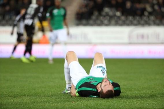 Cercle Brugge moet kapitein Lambot vier maanden missen