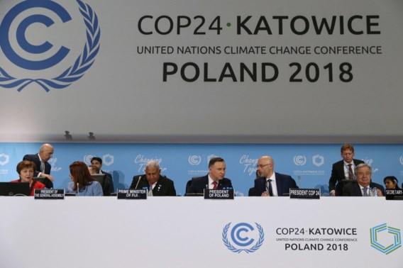 Charles Michel steunt Belgische kandidatuur voor VN-klimaatconferentie 2020