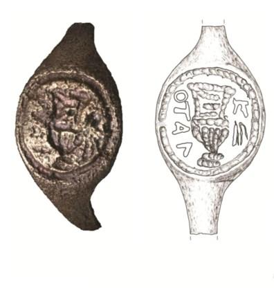 Ring van Pontius Pilatus teruggevonden