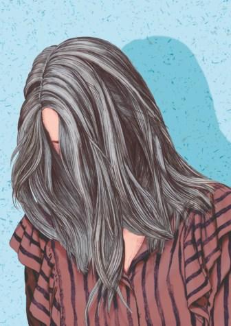 Hedendaags Gracieus grijs: Grijs haar laten zien? Zo overbrug je de tus JC-68