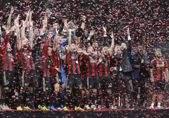 Dolle taferelen in de Verenigde Staten: Atlanta verovert eerste titel uit clubgeschiedenis in MLS
