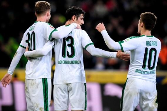 Borussia Mönchengladbach is opnieuw tweede na sterke tweede helft tegen Stuttgart